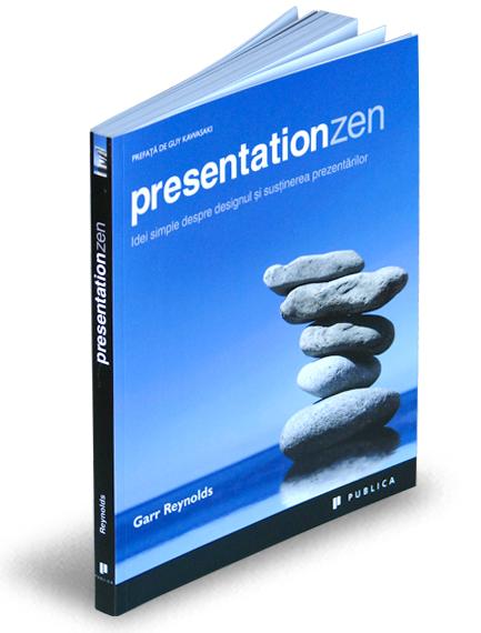 Open training presenteren met impact, Zen